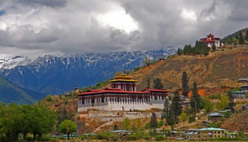 Best Place to Visit in Bhutan