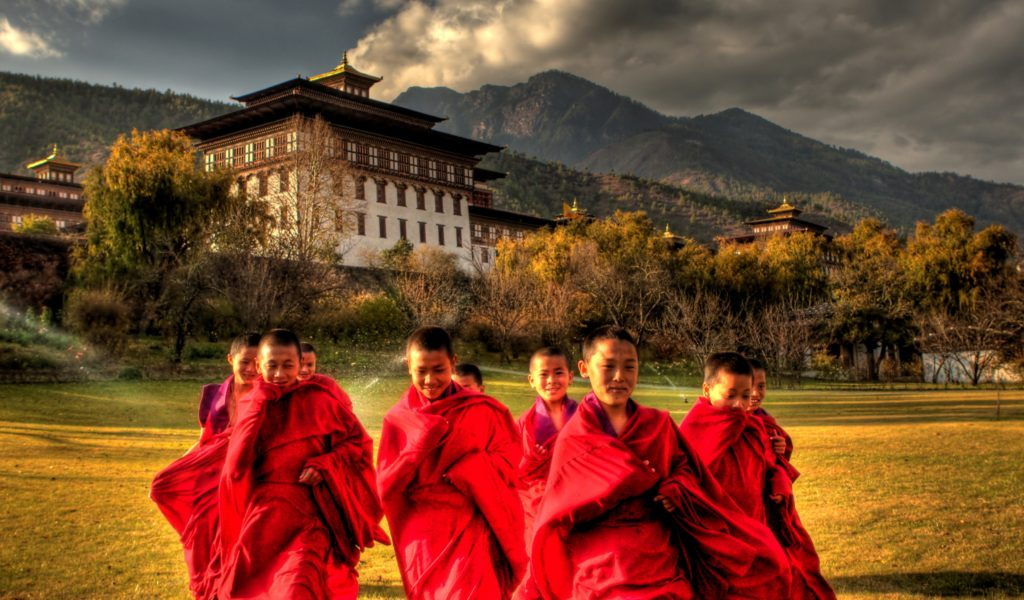 Bhutan the happiest Kingdom