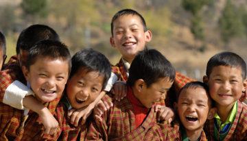 Bhutanese Faces